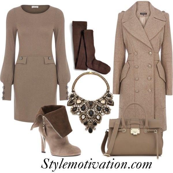 15 Elegant and Stylish Winter Fashion Combinations