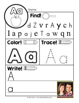 letter recognition lesson plans for kindergarten kindergarten rti bundle k 1 co op 24305 | 8a06374a6150301ee2e55789dc4b90a3