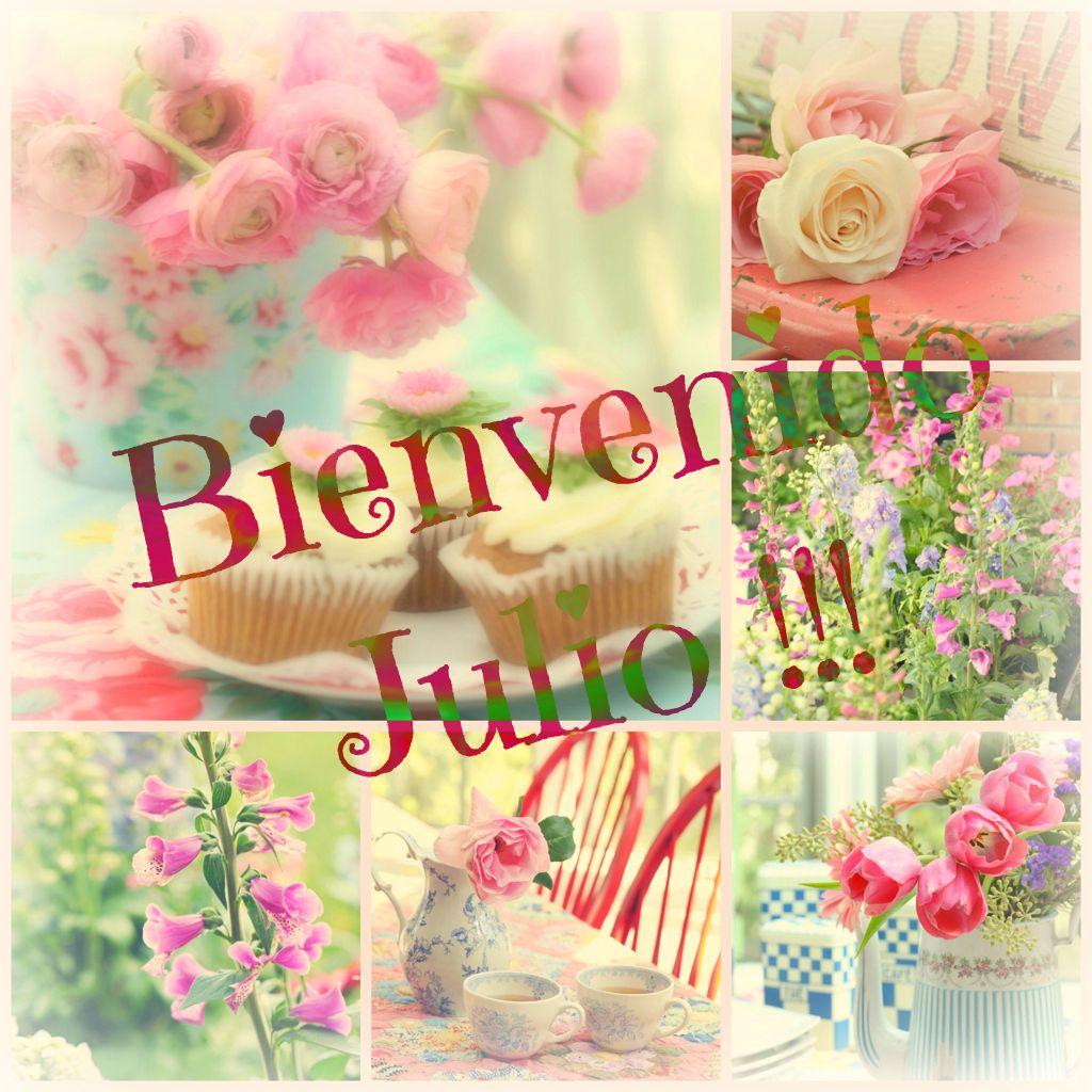 Bienvenido Julio Months Of The Year