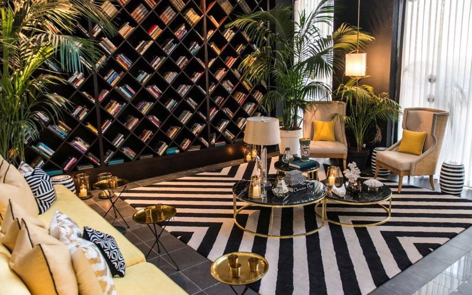 Tel Aviv S Best New Boutique Hotels Lobbieodern