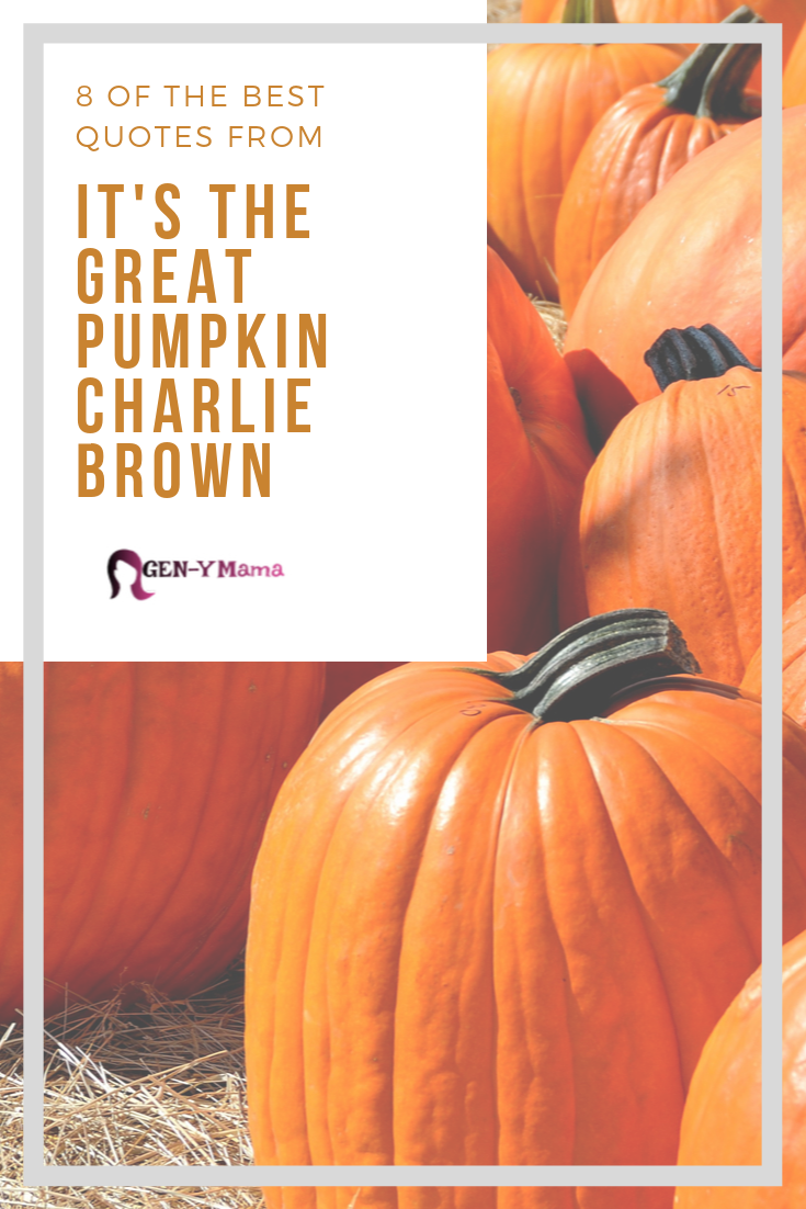 Great Pumpkin Quotes : great, pumpkin, quotes, Great, Pumpkin, Charlie, Brown, Quotes, Brown,, Pumpkin,