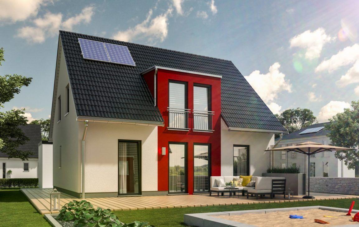 Einfamilienhaus FLAIR 125 mit Satteldach Town & Country