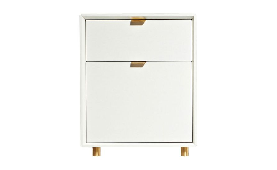 Dang File Pedestal Craft Room Office Work Space Decor Filing Cabinet
