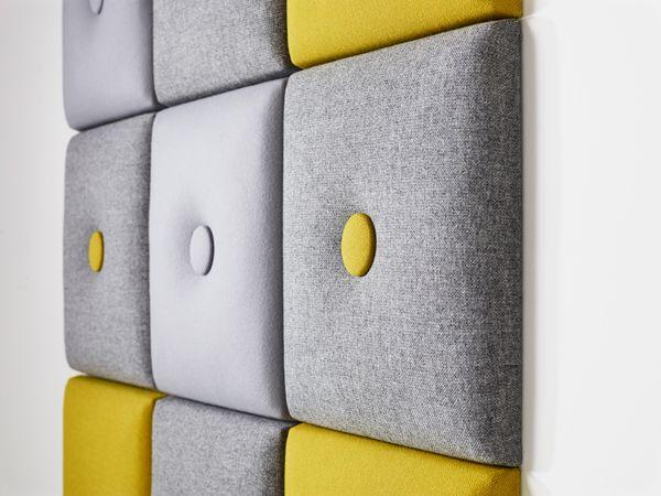 pillow detail 1 moods pinterest akustik akustik panel und schallabsorber. Black Bedroom Furniture Sets. Home Design Ideas