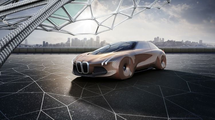 Bmw Vision Next 100 First Concept Photo Bmw S Luxury Cars