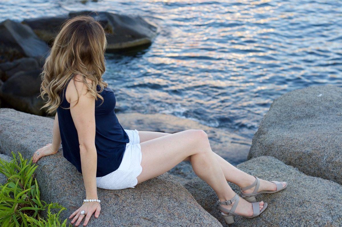 Coastal Vacation Outfit