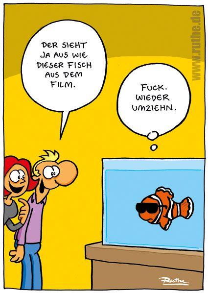 Findet Nemo Clownfisch Star Leute Erkennen Promi Spotting