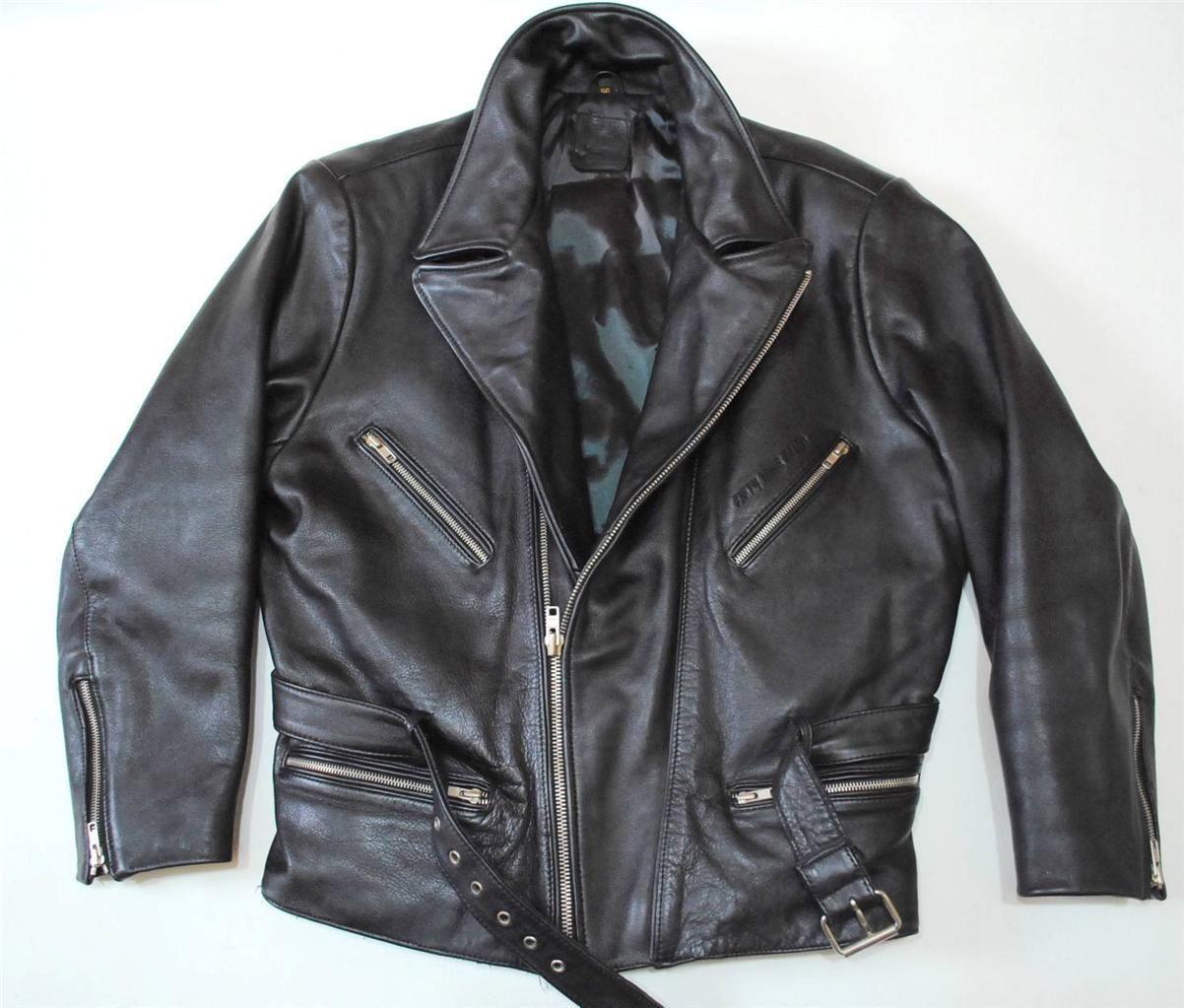 hein gericke original retro 59 club leather jacket euro 56. Black Bedroom Furniture Sets. Home Design Ideas