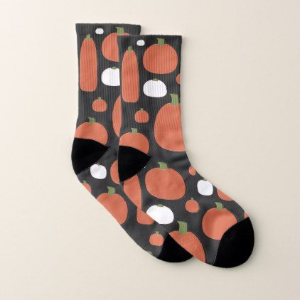 pumpkins socks