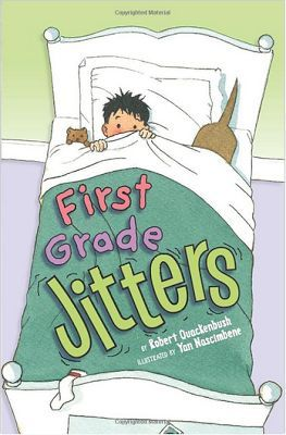 Books for first time readers