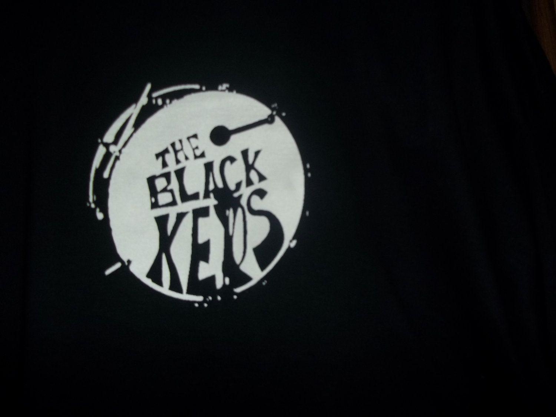 Black keys t shirt etsy - New Custom Screen Printed Tshirt The Black Keys Band Concert Small 4xl Free Shipping