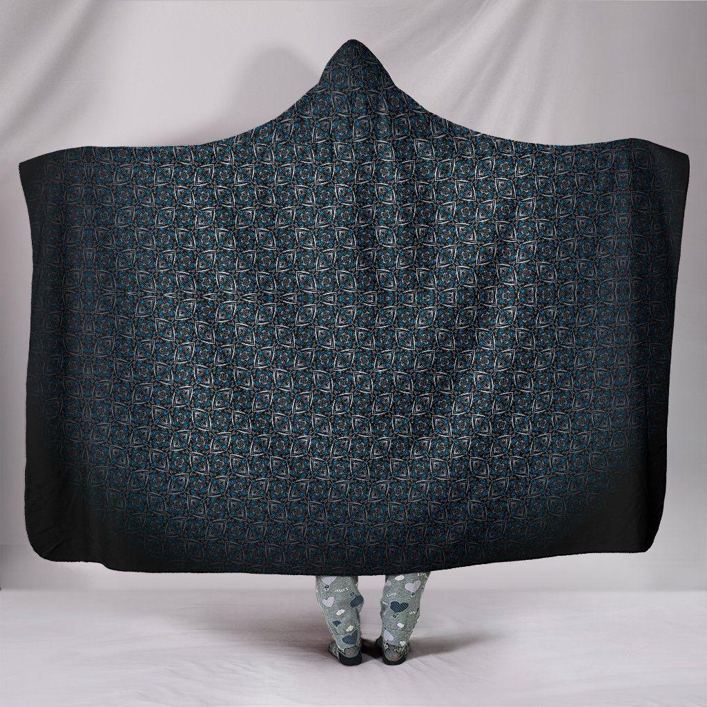 Photo of Eye Candy – Hooded Blanket – Eye Candy / Adult 80×60