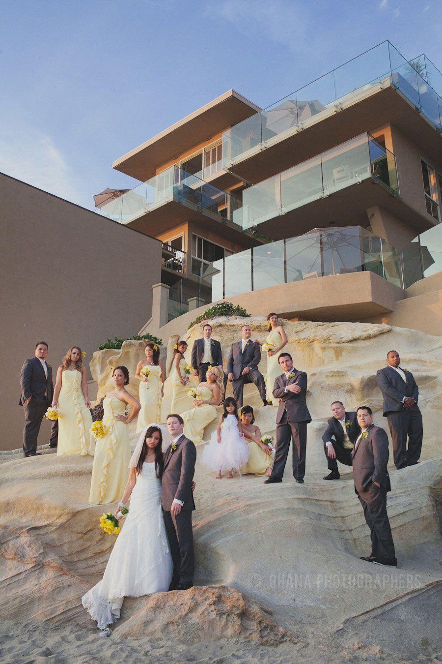 Surf And Sand Resort Wedding Part Two Jimmy Vivian Sands Reception Seaside