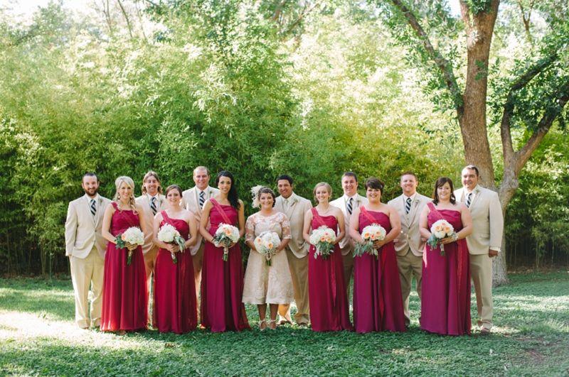 BROOKE + LOGAN TEXAS FULFORD BARN WEDDING Marcie
