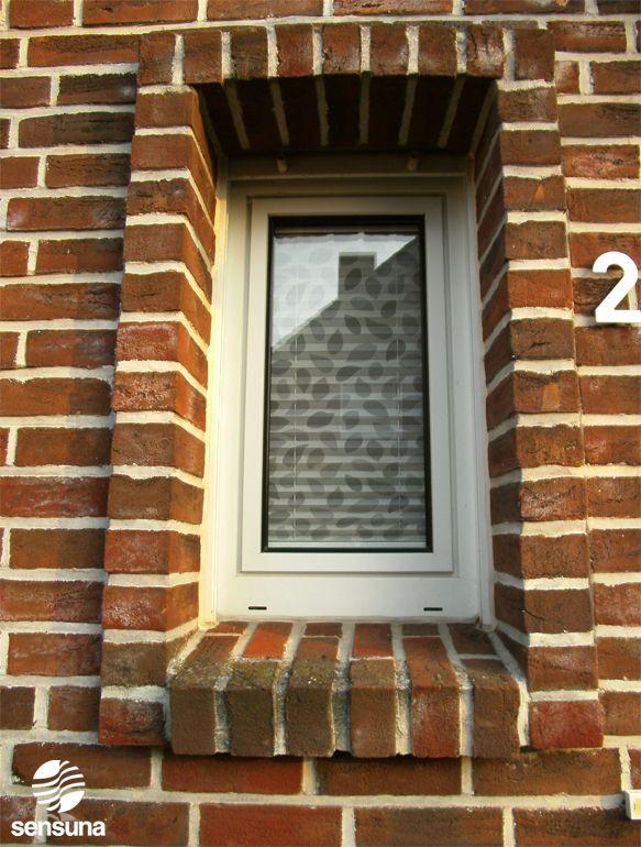 Fenster außenansicht  sensuna® Plissees am Fenster - Außenansicht - ein Kundenfoto ...