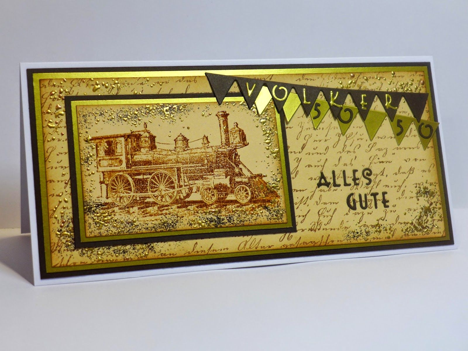 Simoneus card corner the locomotiveus th birthday locomotive