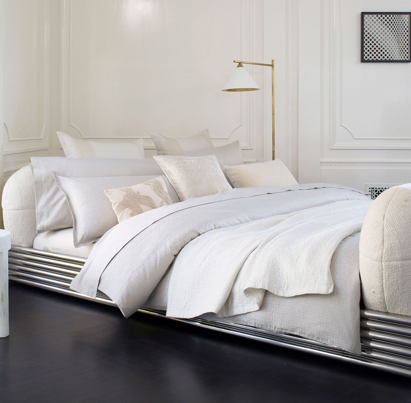 DUNE BEDDING. Elegant Bedroom Essentials