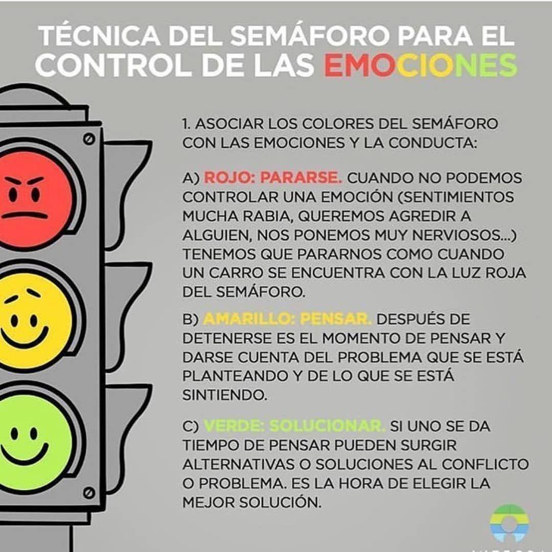 Cómo Controlar Las Emociones En 3 Pasos Social Emotional Learning How To Gain Confidence Social Emotional