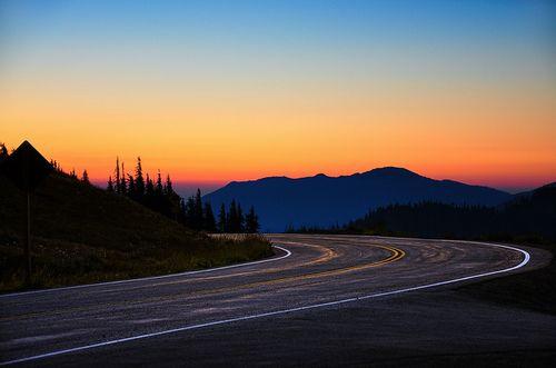 neptunesbounty:  Follow the Sunrise by ikonoki on Flickr.