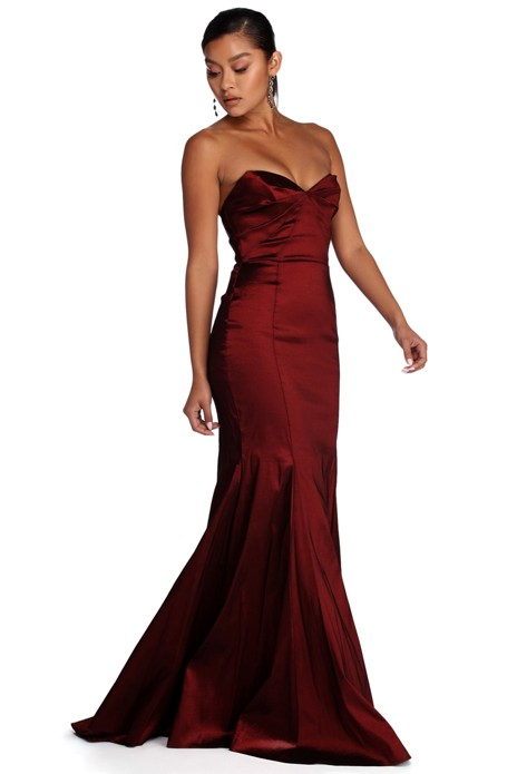 2a3289e57d 2019 Women's Red Prom Dresses | Windsor Store