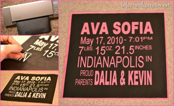 78 images about Birth Announcement Pillow Ideas – Birth Announcements Indianapolis