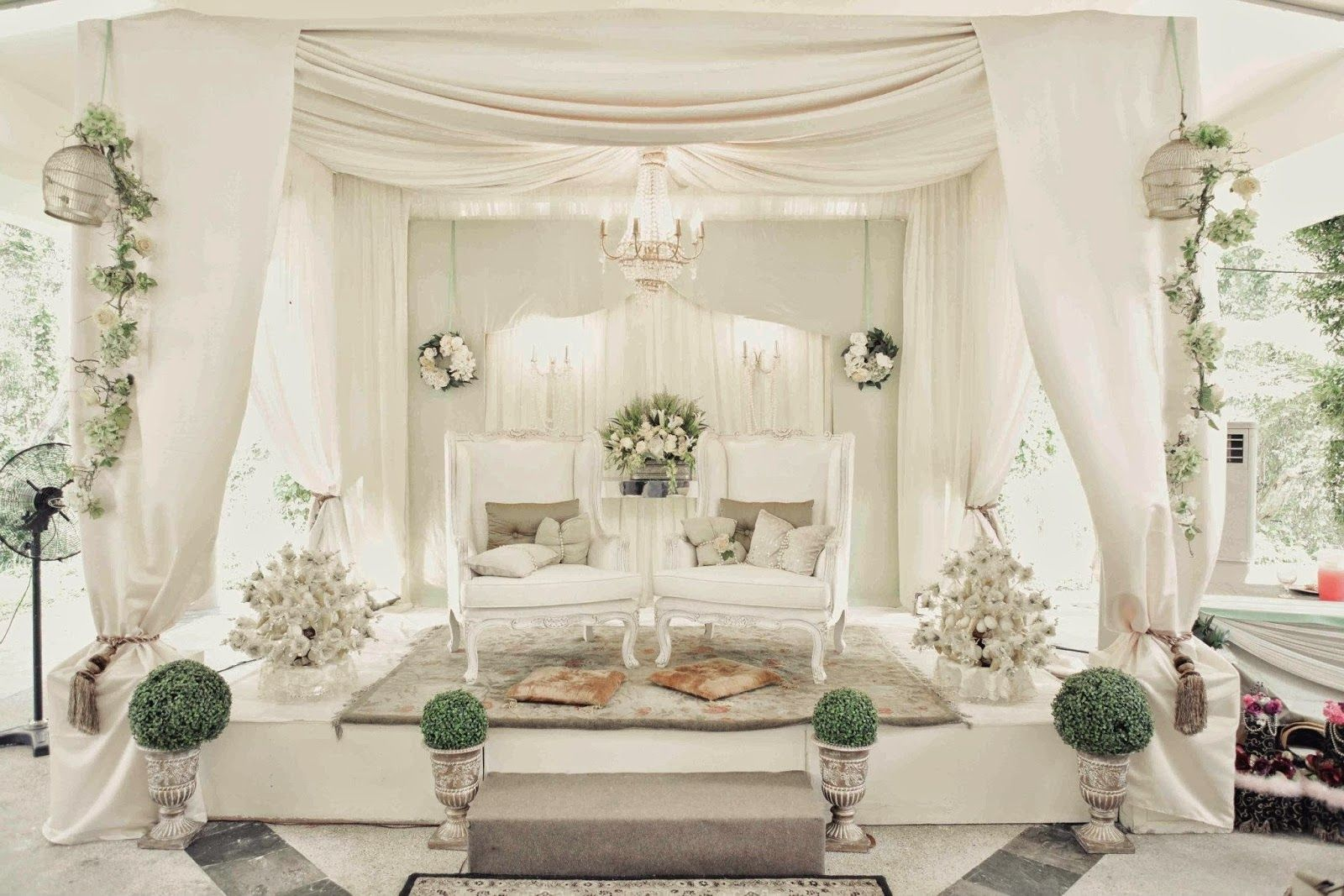 Pelamin terkini wedding pinterest wedding wedding