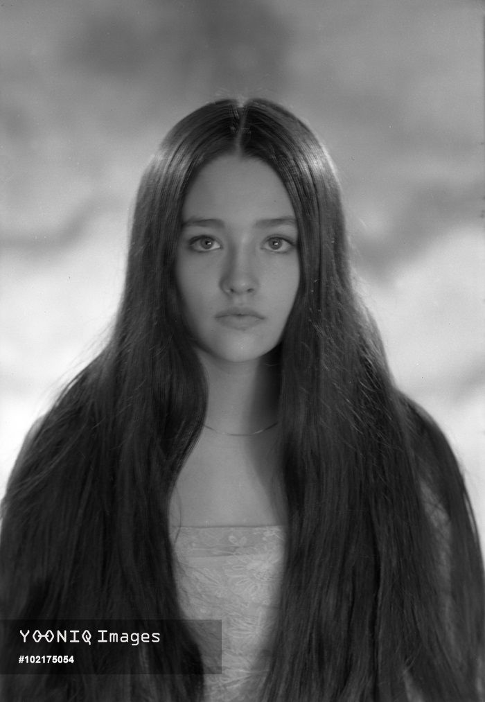 Olivia Hussey (1951 - ) - British actress best known for ... Olivia Hussey
