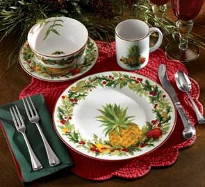 Holiday Jubilee Dinnerware & Holiday Jubilee Dinnerware | Chinatablewareornaments etc ...