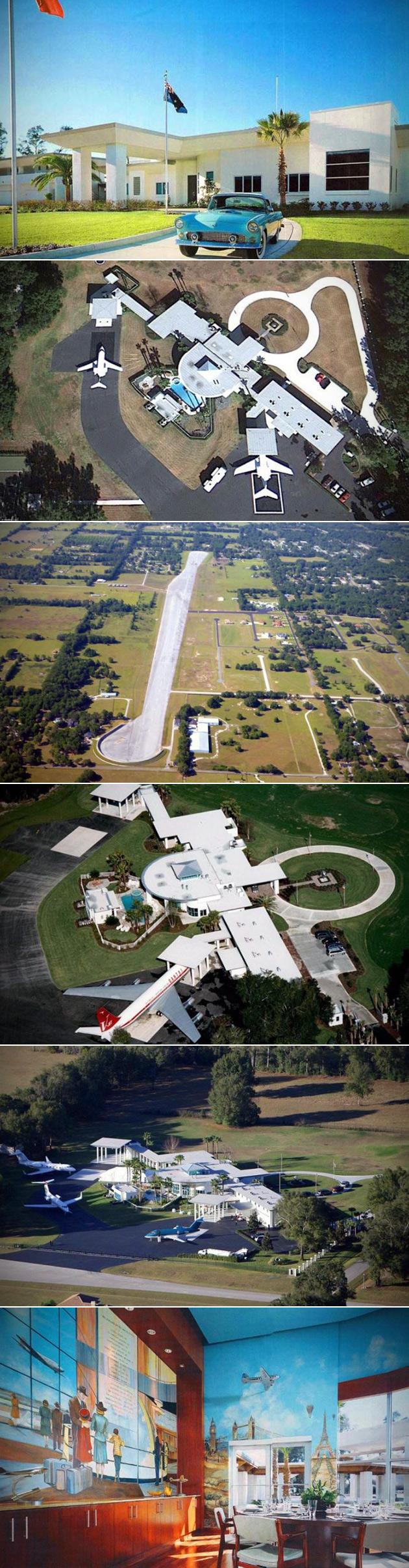 John travolta pilot certifications