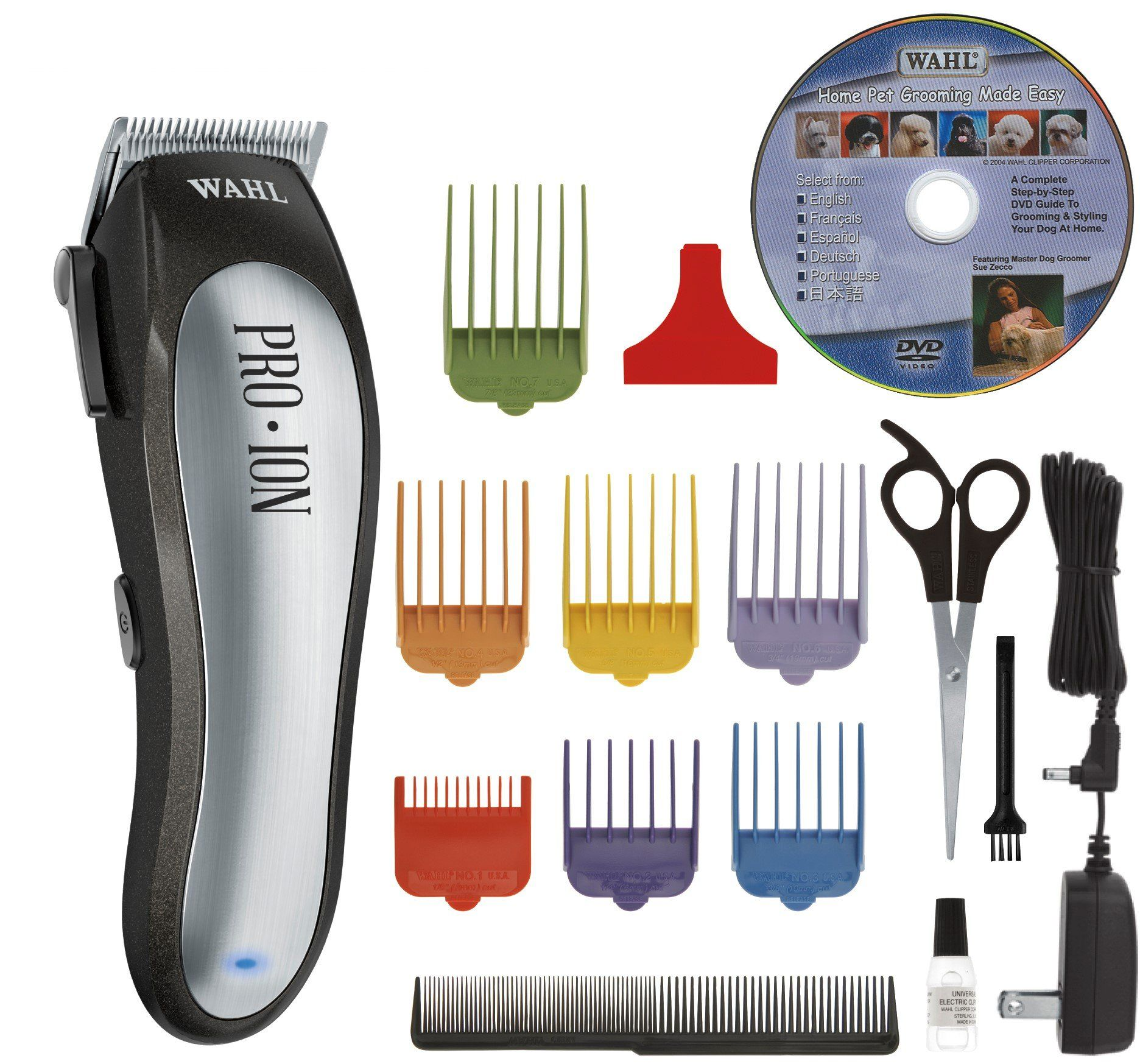 Wahl Professional Animal Pro Ion Cordless Pet Clipper Kit 9705 Details Can Be Found By Clicking On The Image Pet Grooming Grooming Dog Grooming Clippers