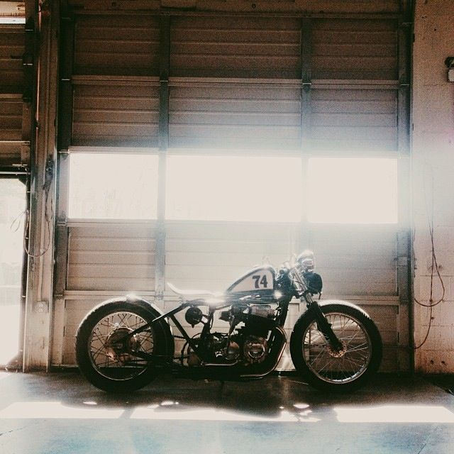 Garage treasures