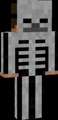 Skeleton Costume Minecraft Costumes Skeleton Costume Skeleton Costume Diy