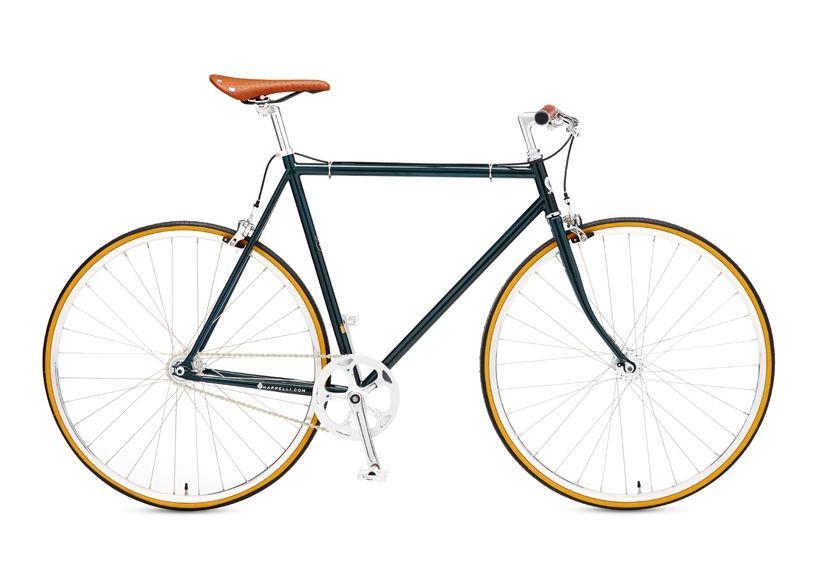 Vintage Single Speed Bicycle In British Racing Green Hardtofind Singlespeed Bicycle British Racing Green Bicycle