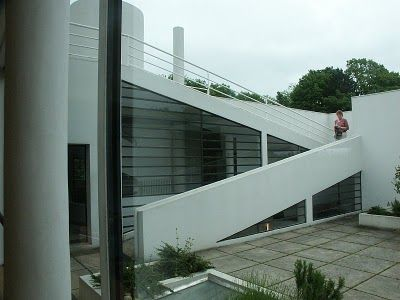 Ramp Instead Of Stairs