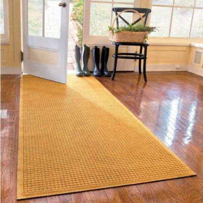 Love These Rugs The Only Problem Is The Weather Strip On The Door