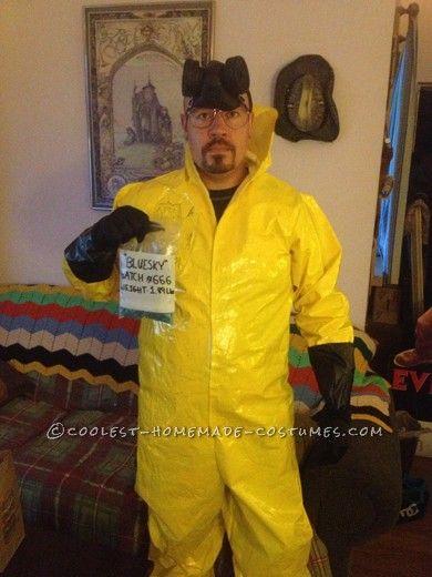 Homemade Breaking Bad Costume! & Best Homemade Breaking Bad Costume! | Costumes Energizer bunny ...