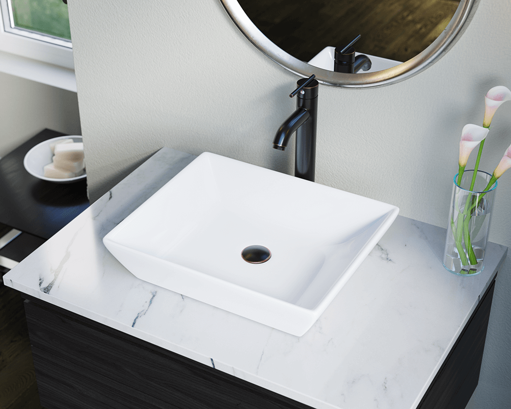 Porcelain Vessel Sink In 2020 Sink White Porcelain Vessel Sink