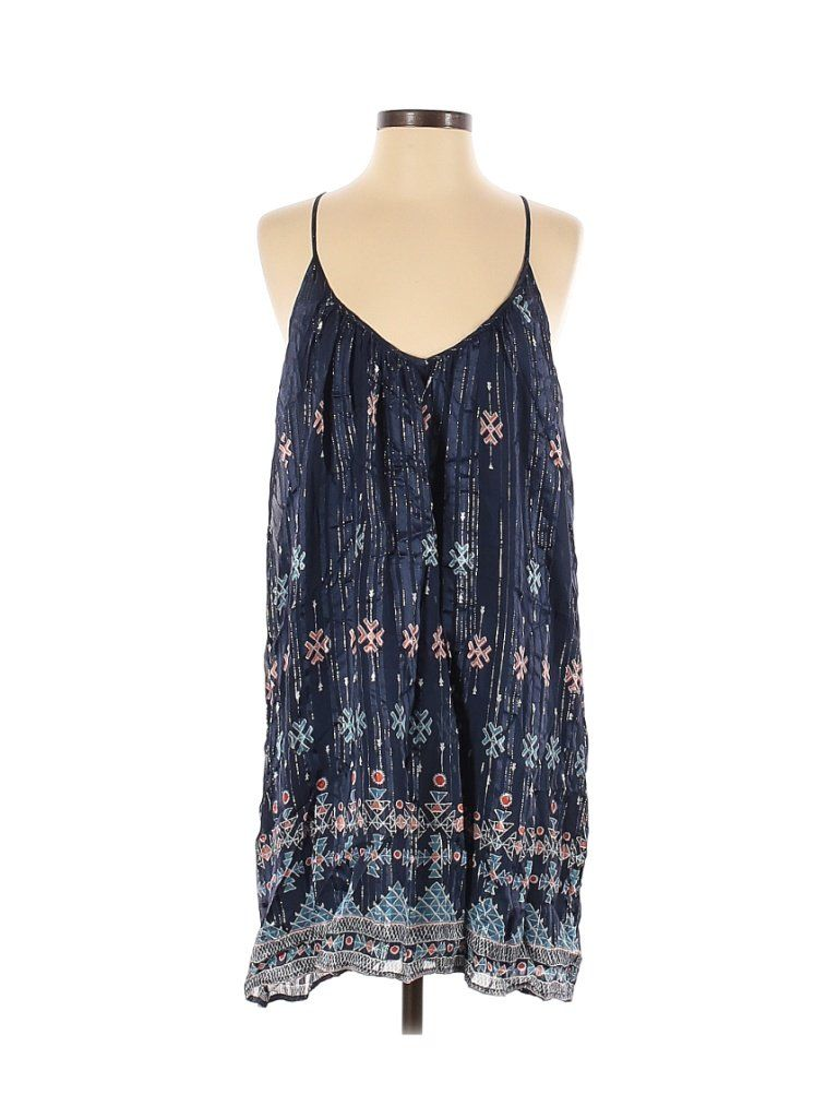 Photo of Joie Casual Dress – Slip dress: Blue Dresses – Used – Size Small