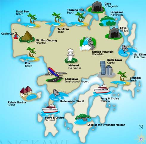 visiting langkawi malaysia tourist destinations Langkawi is a chain of islands near malaysia and it is considered one of the top tourist destinations in malaysia it is also one of the largest geo parks in asia and a popular destination for adventure and nature lovers.