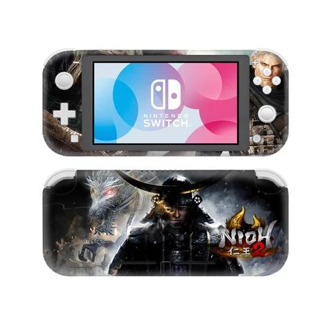 Nioh 2 Nintendo switch lite Skin in 2020 Nintendo switch