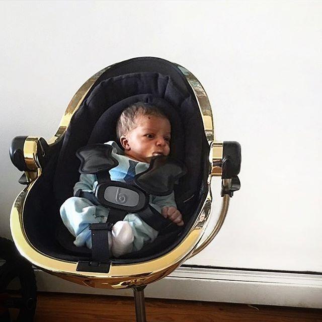 Sailor Luxury Baby bean Bag