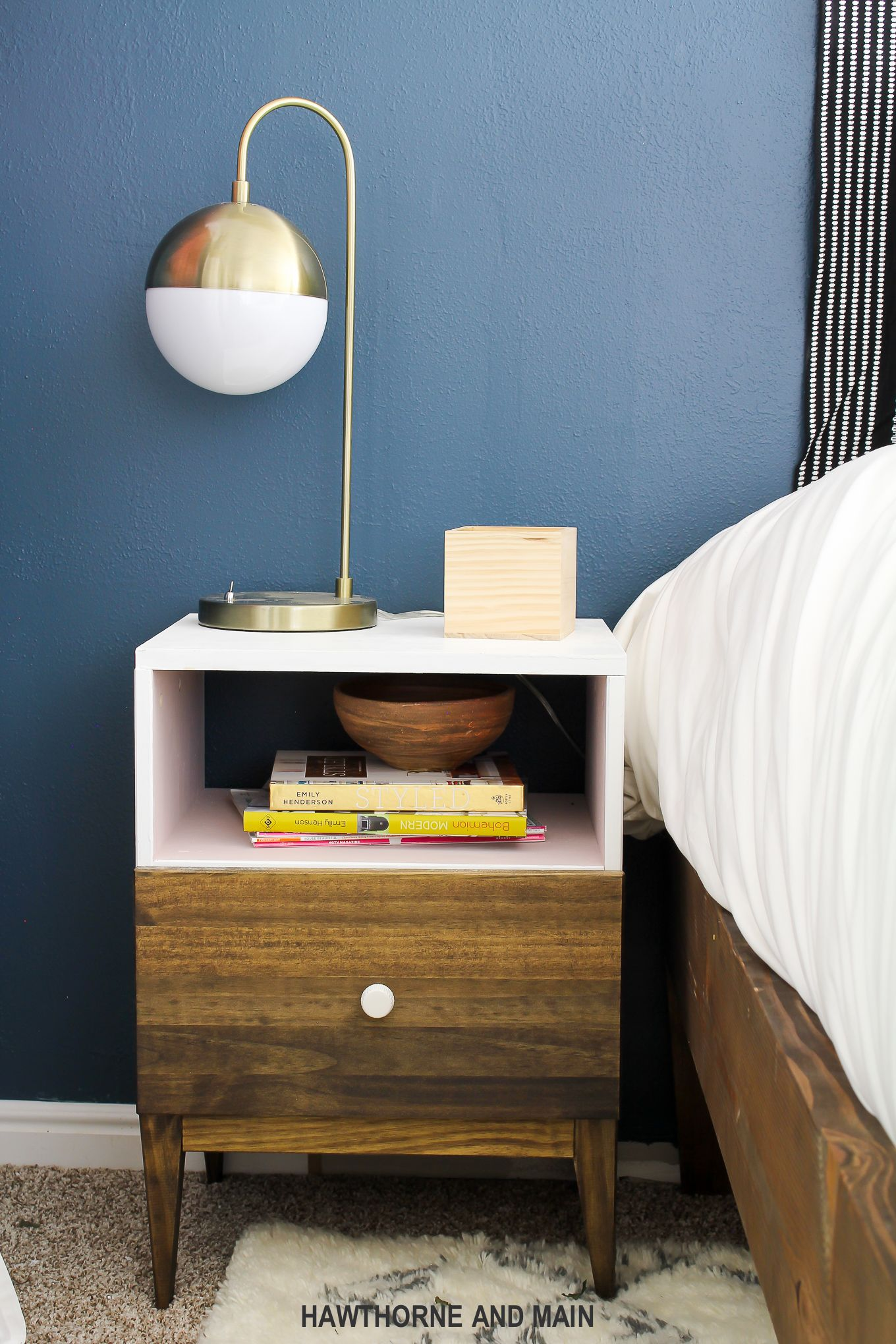 Guest Bedroom Makeover Sources Hawthorne And Main Guest Bedroom Makeover Bedroom Makeover Ikea