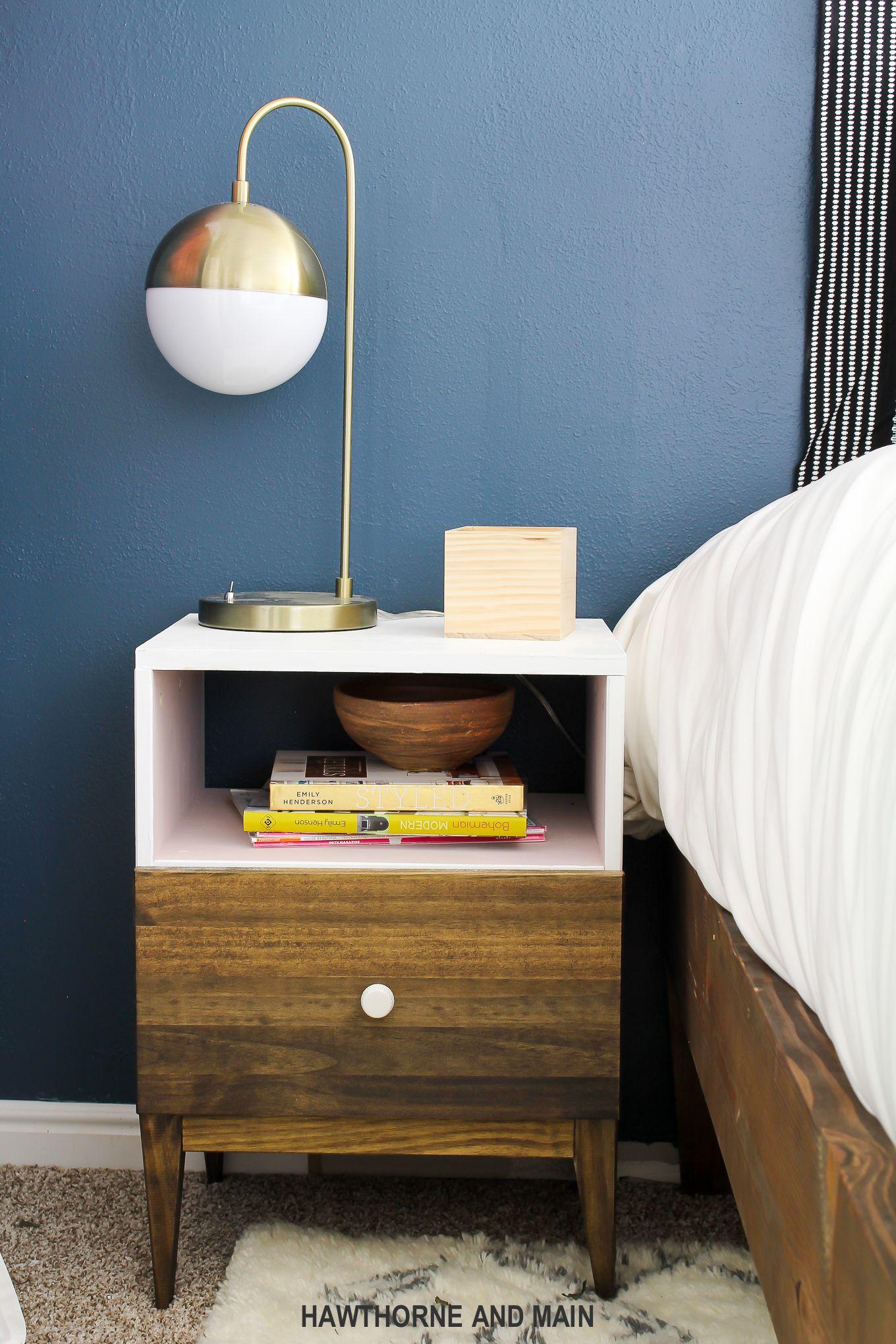 Ikea Tarva Nightstand Hack Ikea Did It Again Guest Bedroom