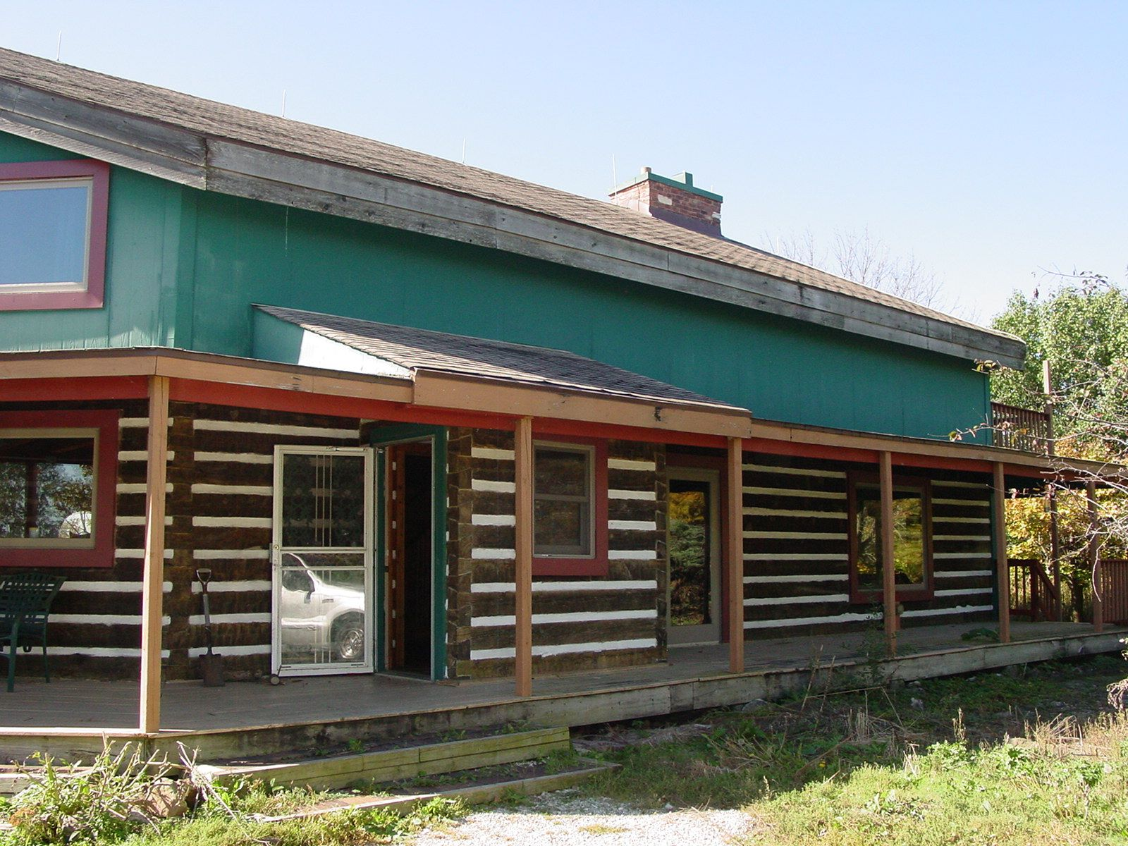 for sale to be moved or dismantled | log home must be moved