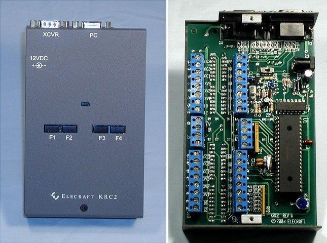 Details about Elecraft KRC2 Band Decoder & Controller for K2 & Most