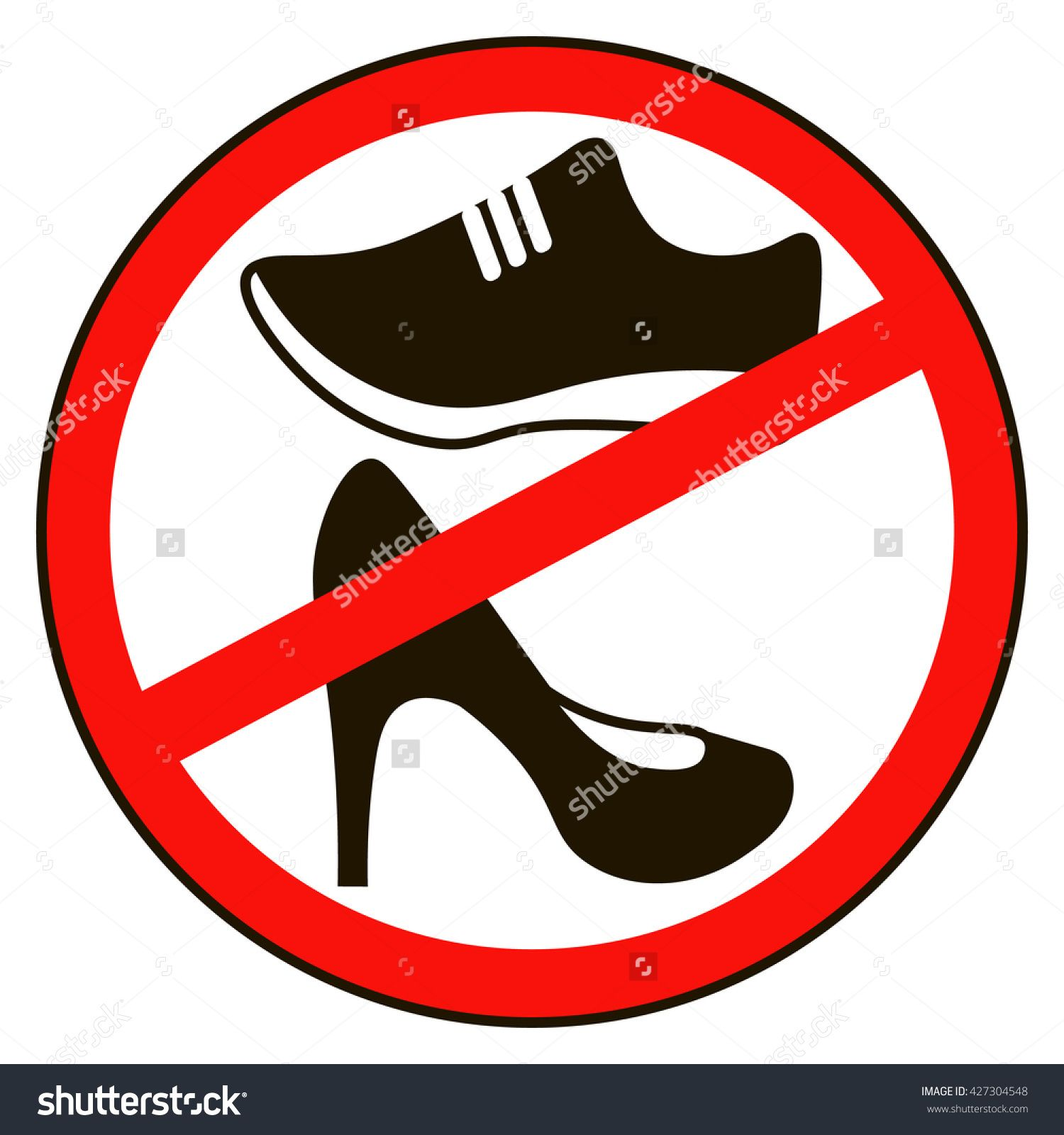 stock-vector-not-allowed-shoe-sign-warning-no-symbol-prohibited-public-information-icon-stop-label-shoe-in-427304548.jpg (1500×1600)