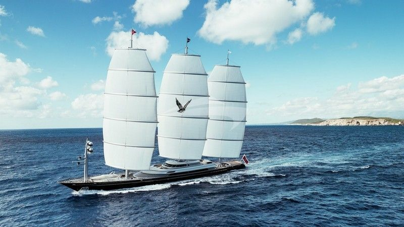 Maltese Falcon Yacht Charter Cruise East Mediterranean West Mediterranean In Private Luxury Sleeps 12 Yachtforsale Sailing Yacht Luxury Yachts Sailing