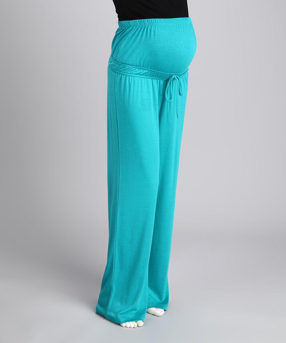 Aqua highwaisted maternity pants motherhood pinterest