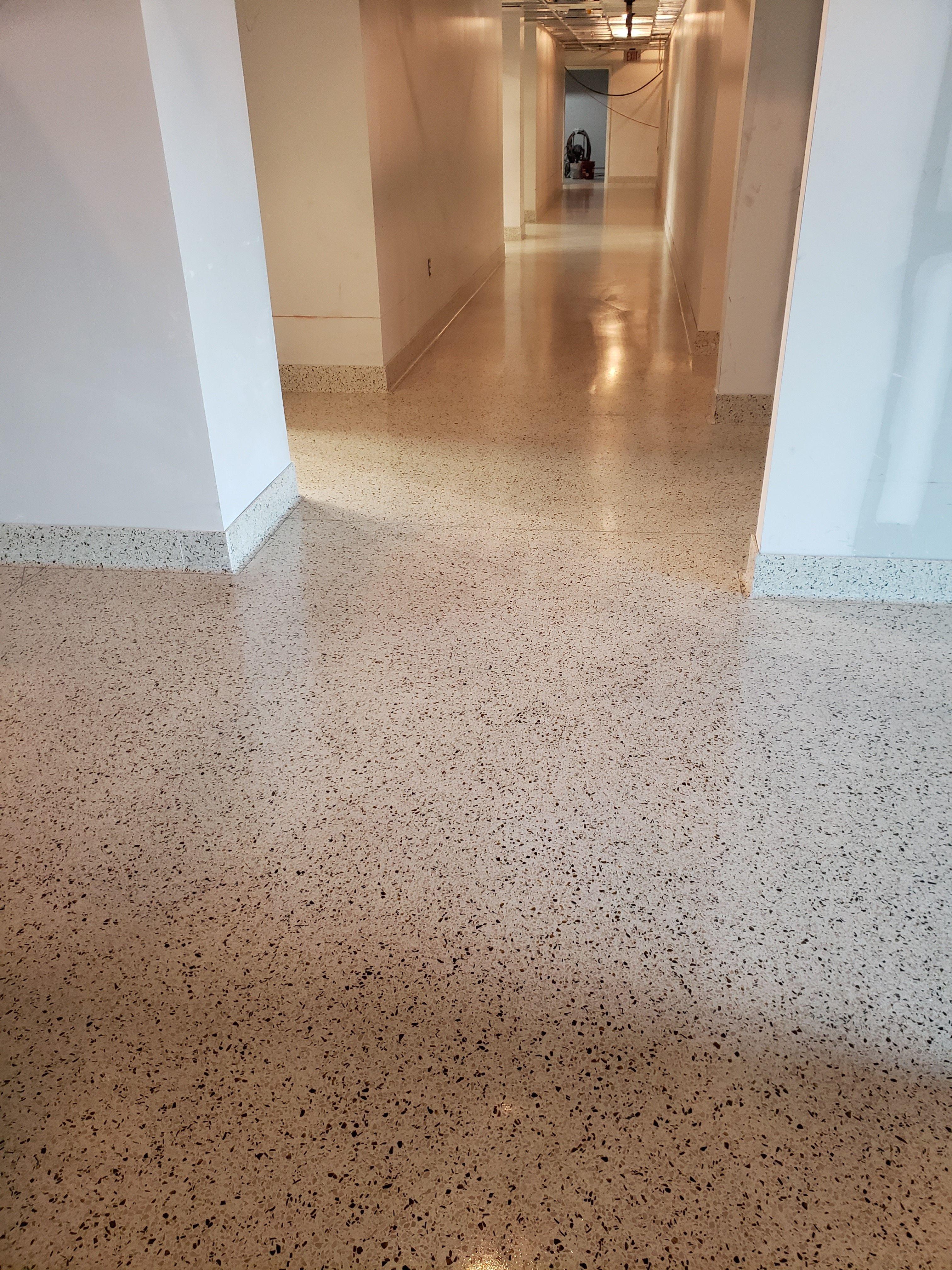 Terrazzo Flooring Installer in 2020 Terrazzo flooring