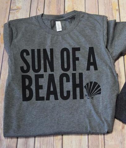 Sun Of A Beach Graphic Tee